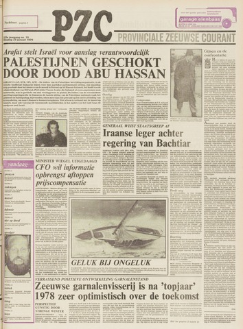 Provinciale Zeeuwse Courant 1979-01-23