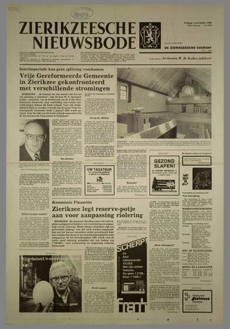 Zierikzeesche Nieuwsbode 1982-11-05