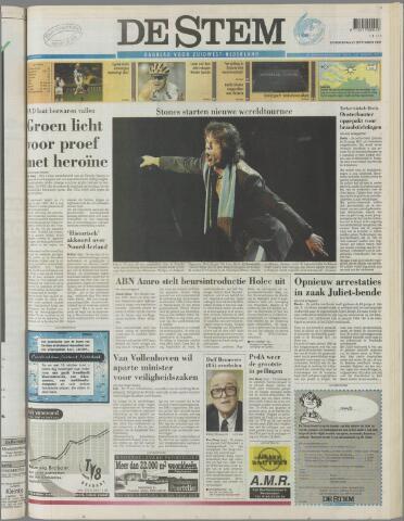 de Stem 1997-09-25