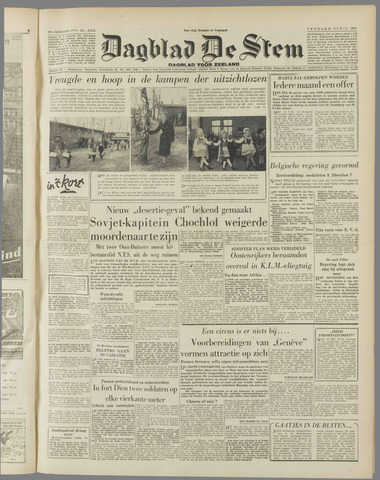 de Stem 1954-04-23