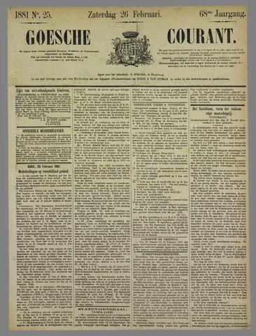 Goessche Courant 1881-02-26