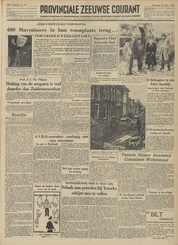 Provinciale Zeeuwse Courant 1953-02-18