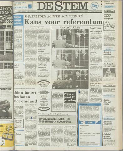 de Stem 1981-02-07