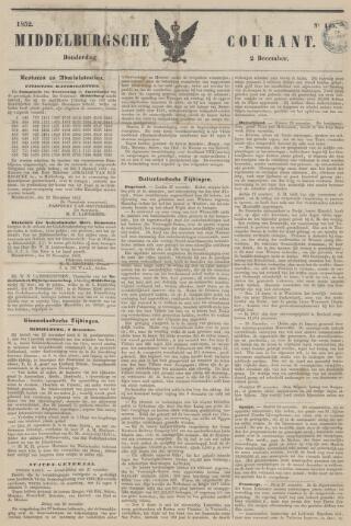 Middelburgsche Courant 1852-12-02