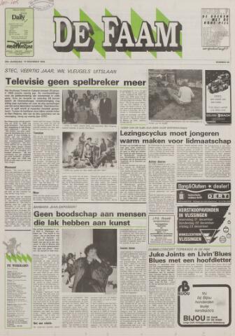 de Faam en de Faam/de Vlissinger 1988-12-14
