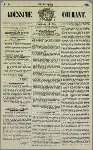 Goessche Courant 1861-05-12