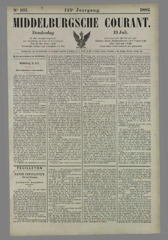 Middelburgsche Courant 1882-07-13