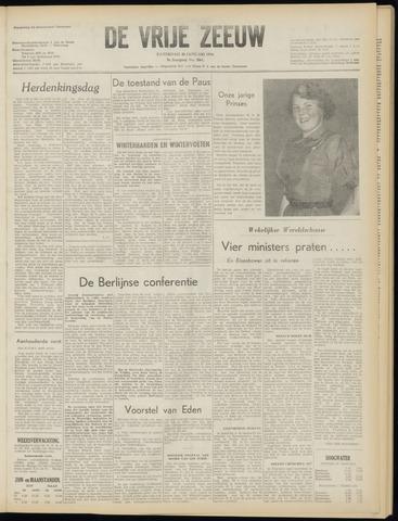 de Vrije Zeeuw 1954-01-30