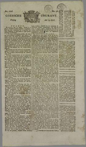 Goessche Courant 1826-04-14