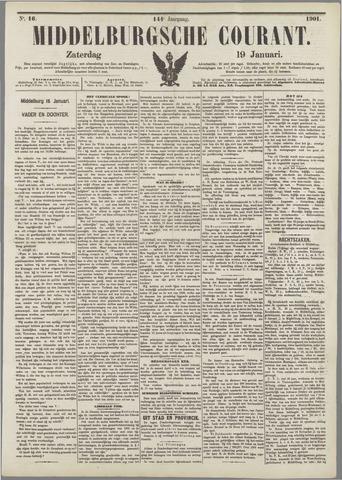 Middelburgsche Courant 1901-01-19