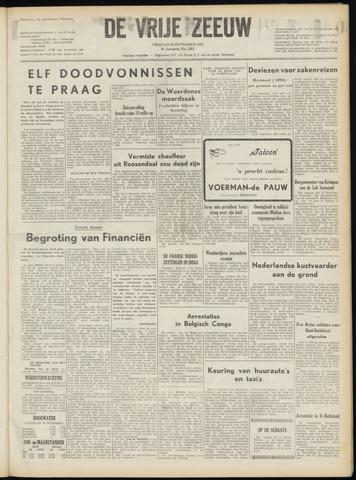 de Vrije Zeeuw 1952-11-28