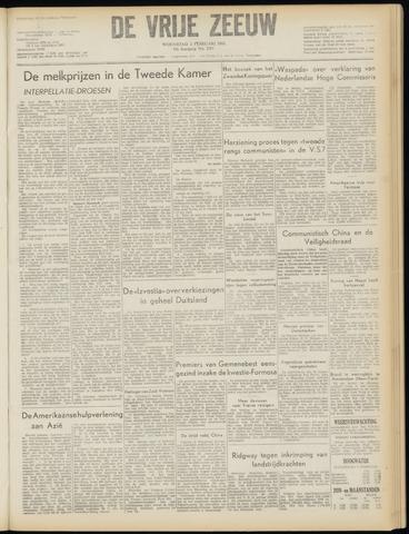 de Vrije Zeeuw 1955-02-02