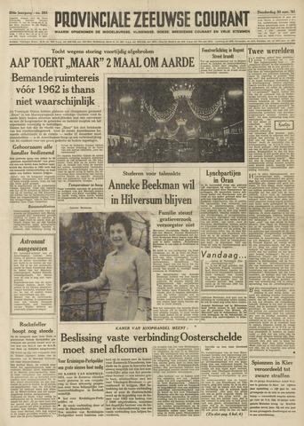 Provinciale Zeeuwse Courant 1961-11-30