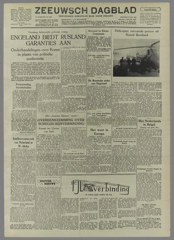 Zeeuwsch Dagblad 1954-02-08