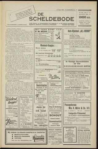 Scheldebode 1954-03-12