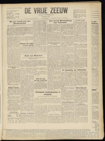 de Vrije Zeeuw 1949-11-08
