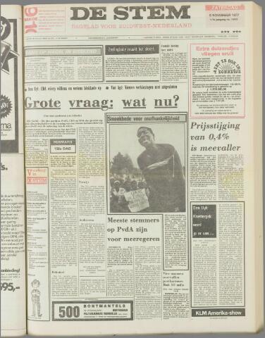 de Stem 1977-11-05