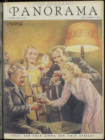 Ons Zeeland / Zeeuwsche editie 1936-12-31