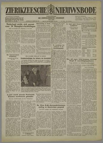 Zierikzeesche Nieuwsbode 1954-02-27