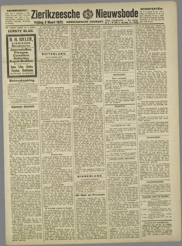 Zierikzeesche Nieuwsbode 1922-03-03