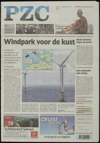 Provinciale Zeeuwse Courant 2014-09-27