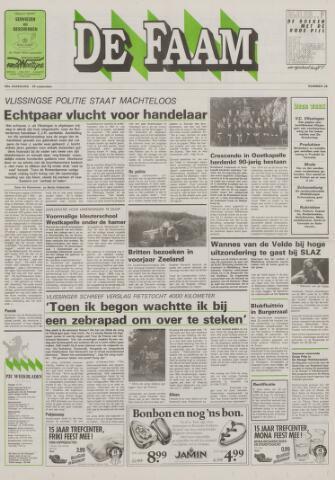 de Faam en de Faam/de Vlissinger 1988-09-28