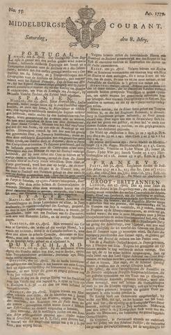Middelburgsche Courant 1779-05-08