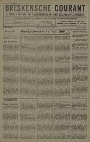Breskensche Courant 1925-09-09