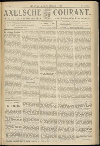 Axelsche Courant 1930-09-02
