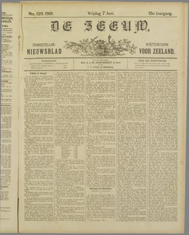 De Zeeuw. Christelijk-historisch nieuwsblad voor Zeeland 1901-06-07