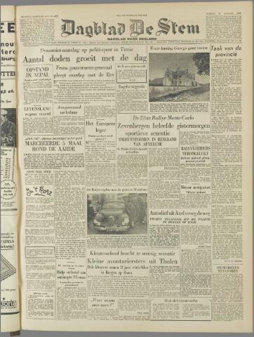 de Stem 1952-01-25