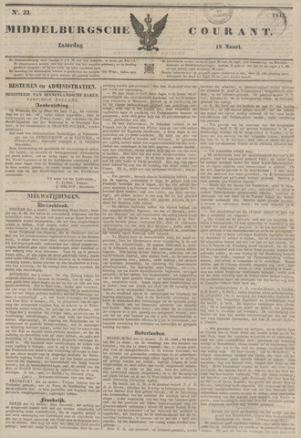 Middelburgsche Courant 1843-03-18