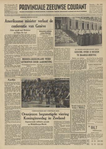 Provinciale Zeeuwse Courant 1954-05-01