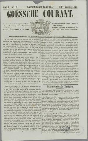 Goessche Courant 1865-01-19