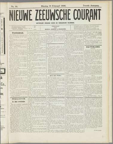Nieuwe Zeeuwsche Courant 1906-02-13