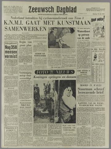Zeeuwsch Dagblad 1961-07-11