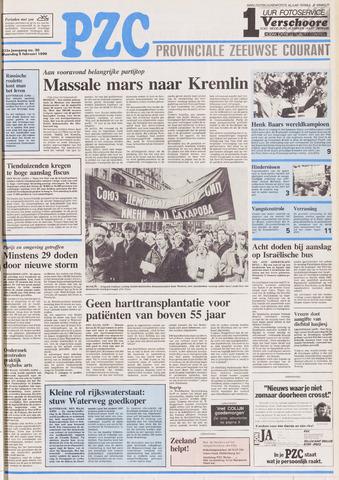 Provinciale Zeeuwse Courant 1990-02-05