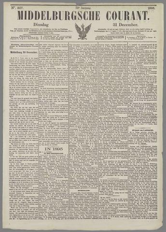 Middelburgsche Courant 1895-12-31