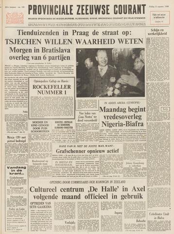 Provinciale Zeeuwse Courant 1968-08-02