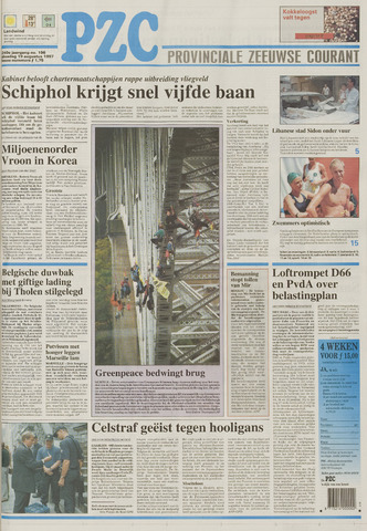 Provinciale Zeeuwse Courant 1997-08-19