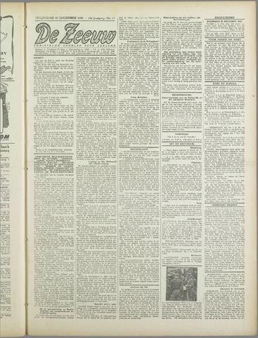 De Zeeuw. Christelijk-historisch nieuwsblad voor Zeeland 1943-12-22