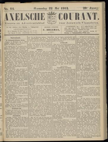 Axelsche Courant 1912-05-22