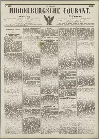 Middelburgsche Courant 1901-10-10