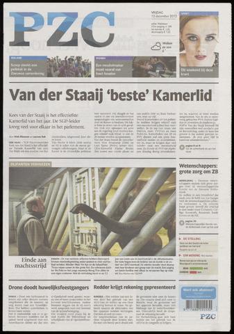 Provinciale Zeeuwse Courant 2013-12-13