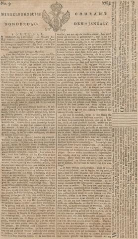 Middelburgsche Courant 1785-01-20