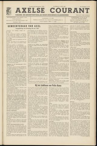 Axelsche Courant 1967-06-03