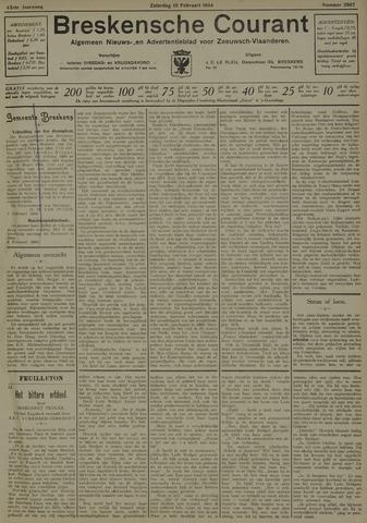 Breskensche Courant 1934-02-10