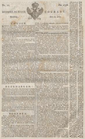 Middelburgsche Courant 1758-07-22