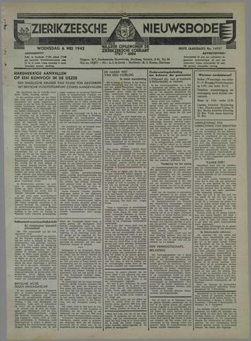 Zierikzeesche Nieuwsbode 1942-05-06