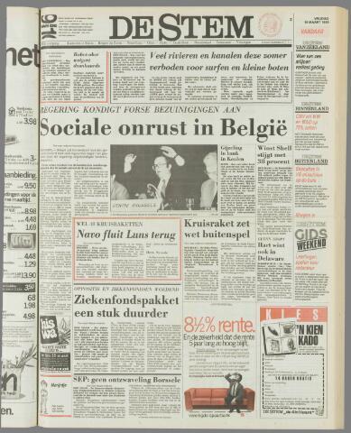 de Stem 1984-03-16